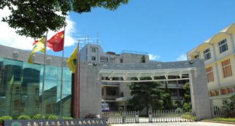 Xiaguan tea factory