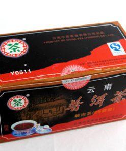 DT004 ชาผู่เอ๋อ สุก แบบซอง ZHONG CHA 2011