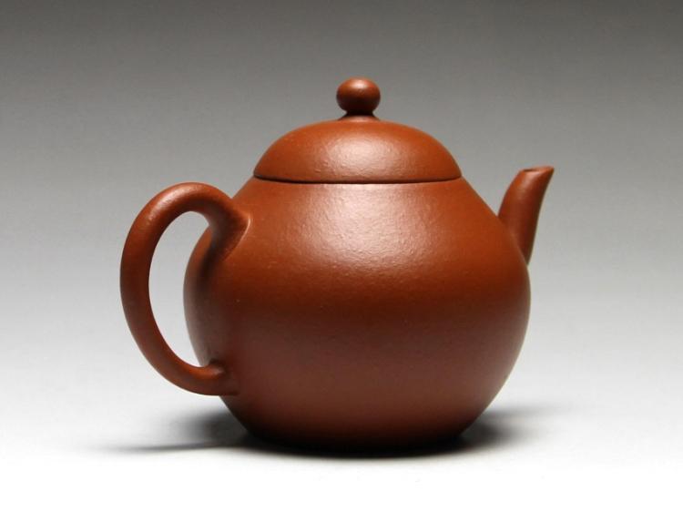 MT23 ปั้นชา Yixing Teapot ปั้นมือ 6