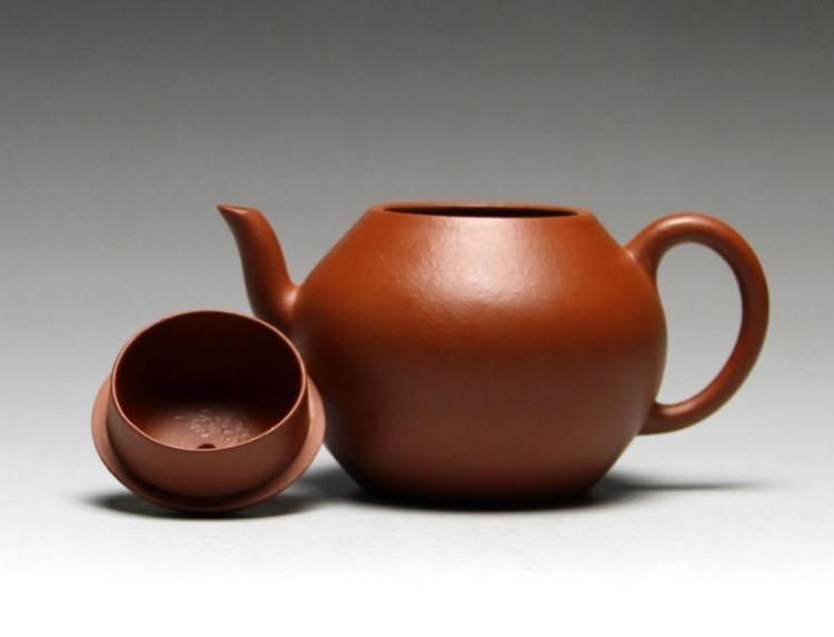ปั้นชา Yixing Teapot ปั้นมือ