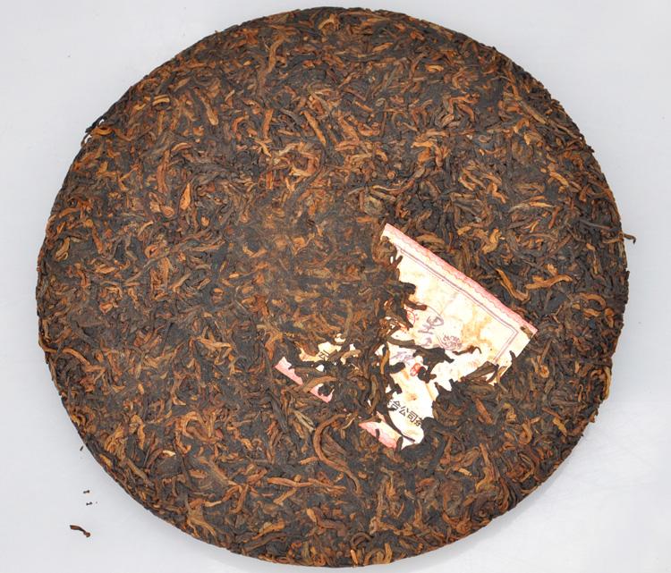 ชาผู่เอ๋อ Liming bajiao ting ชาระดับ HIGHEND 13