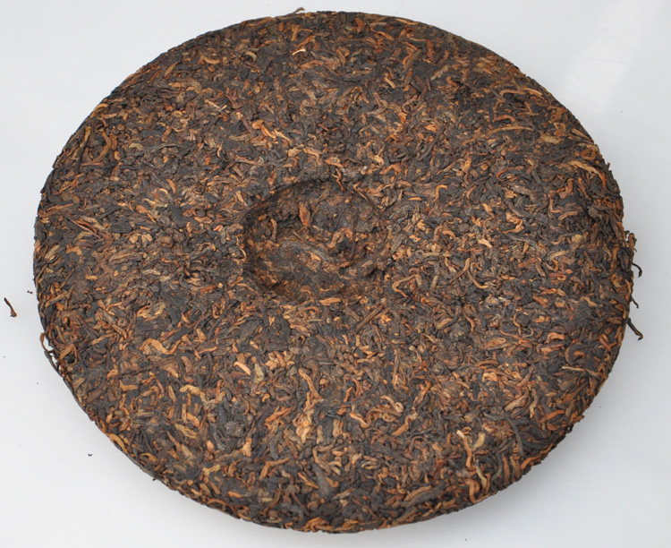 ชาผู่เอ๋อ Liming bajiao ting ชาระดับ HIGHEND 14