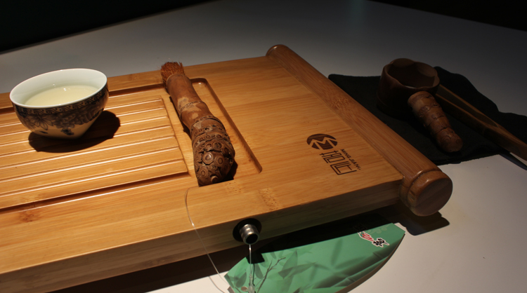 ถาดชงชาไม้ไผ่ หมิง_1