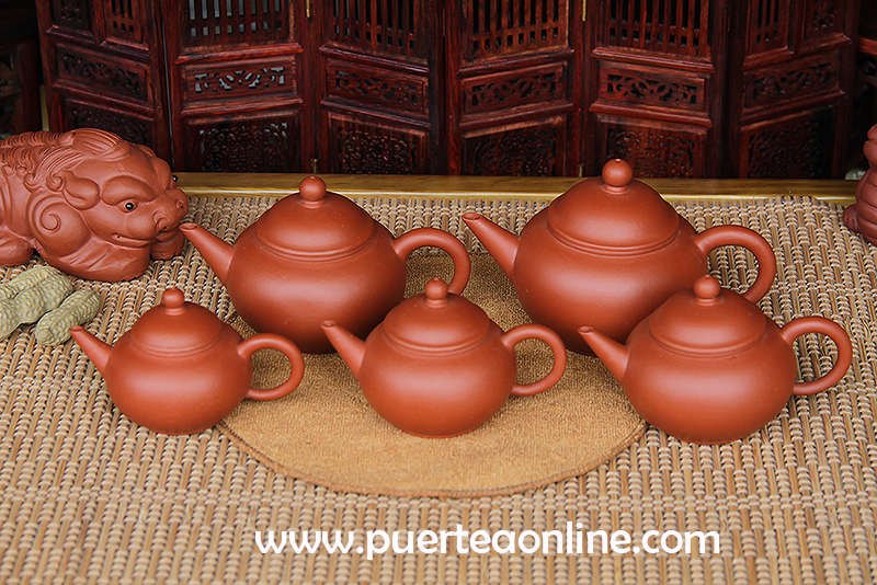 MT253 YIXING TEA POT3