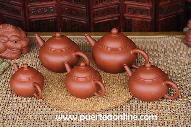 MT253 YIXING TEA POT4