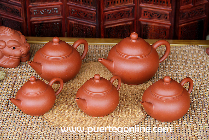 MT253 YIXING TEA POT6