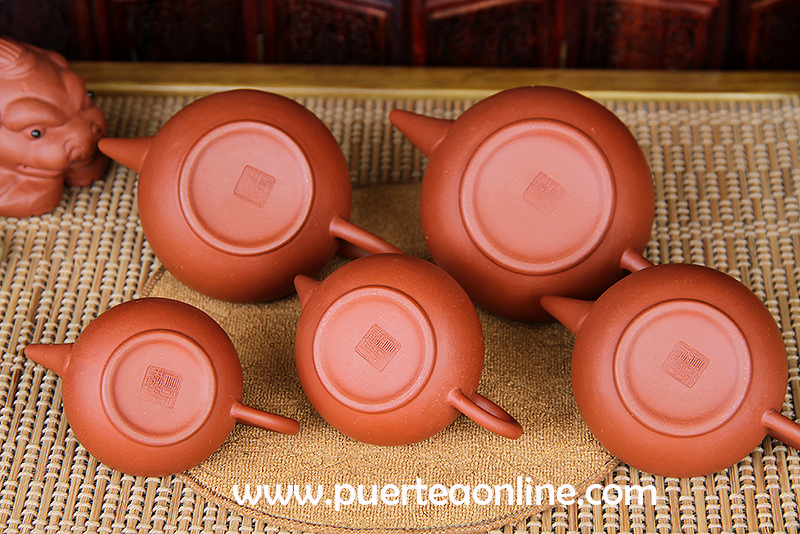 MT253 YIXING TEA POT7