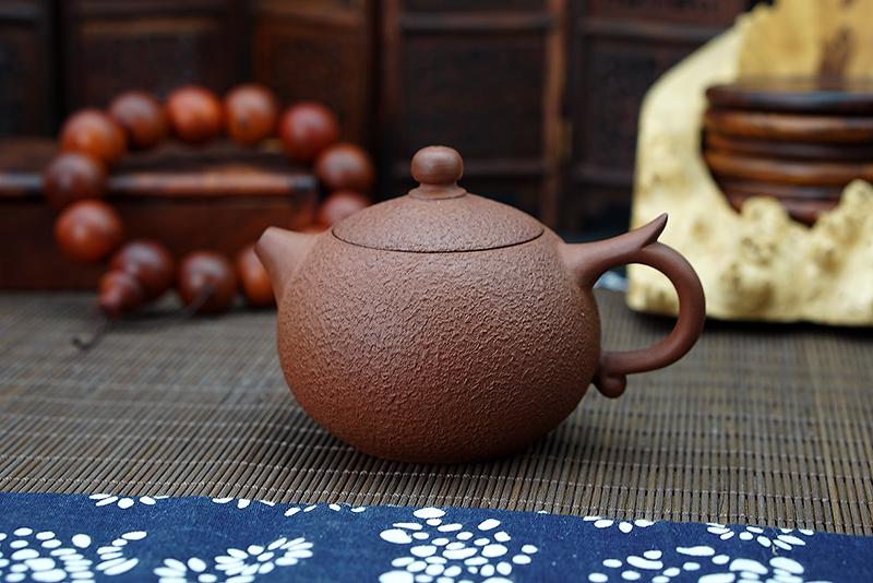ป้านชาแต้จื๋ว ดิน ZHUNI ปั้นมือ 1