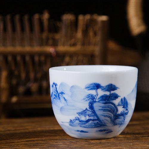 08 ถ้วยชา TEA CUP