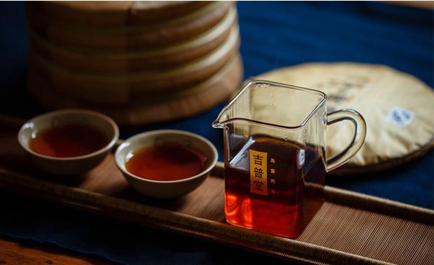 DT62 ชาผู่เอ๋อ สุก Jingzhi yuan bing 10