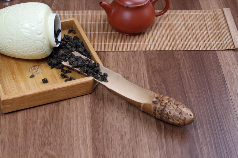 LT09 ช้อนตักชา Tea Spoon 2