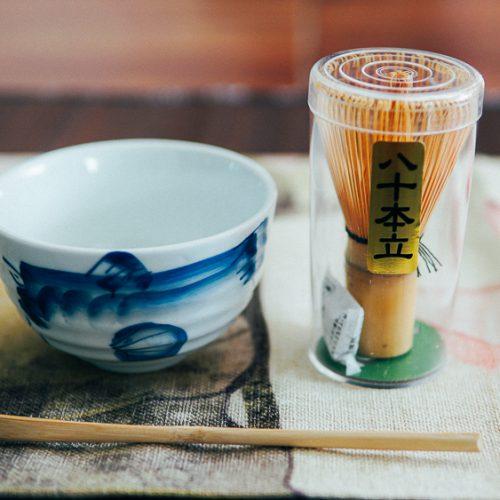 16 อุปกรณ์ ชงชา ญี่ปุ่น