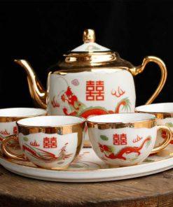 20 ชุดน้ำชา งานแต่งงาน